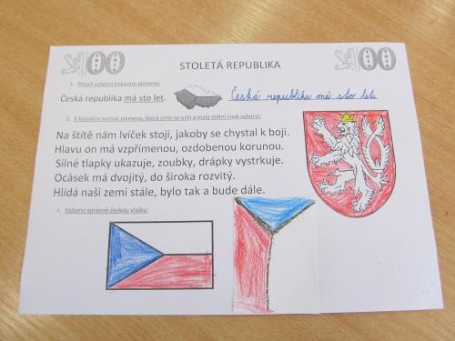 100 let České republiky