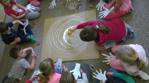 Aktivity výtvarného kroužku
