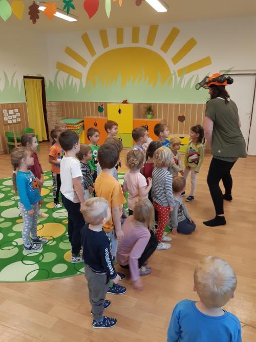 Lesní pedagogika v MŠ