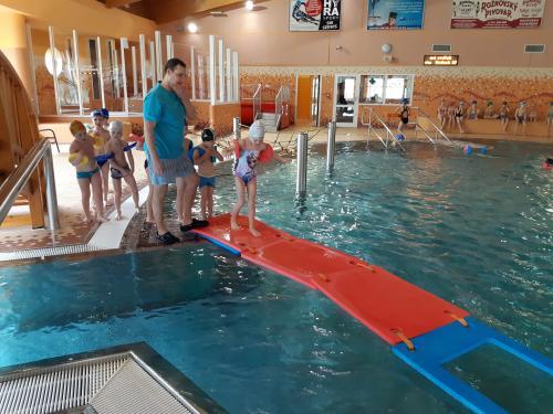 Předplavecký výcvik
