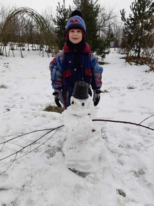 MŠ - Zimní radovánky
